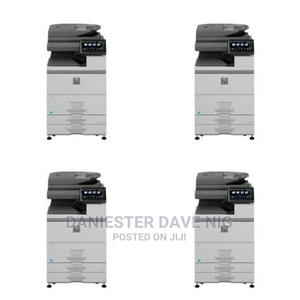 Sharp MX 754n Multifunctional Printer/Copier | Printers & Scanners for sale in Lagos State, Surulere