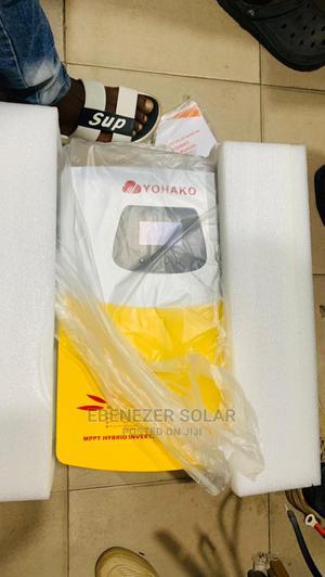 Yohako Solar Inverter 5kva 24v Hybrid | Solar Energy for sale in Lagos State, Ojo