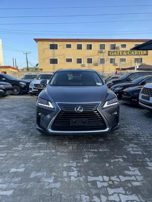 Lexus RX 2017 350 AWD Gray   Cars for sale in Lagos State, Lekki