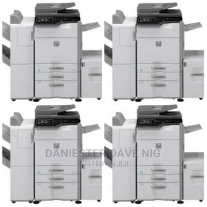 Sharp Mx564n Multifunctional Printer/Copier | Printers & Scanners for sale in Lagos State, Surulere