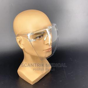 Custom Protector Facial Protective Face Shield   Safetywear & Equipment for sale in Abuja (FCT) State, Gwagwa