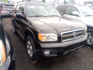 Nissan Pathfinder 2003 LE AWD SUV (3.5L 6cyl 4A) Black   Cars for sale in Lagos State, Apapa