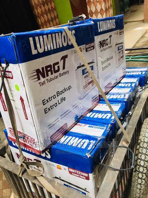 220ahs Luminous Tubular Battery Available | Solar Energy for sale in Lagos State, Ikeja