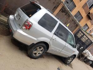 Honda Pilot 2008 Silver | Cars for sale in Lagos State, Gbagada