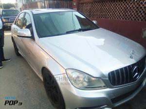 Mercedes-Benz C300 2009 Silver   Cars for sale in Lagos State, Yaba