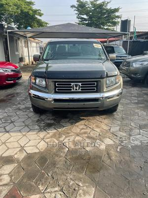 Honda Ridgeline 2007 Gray   Cars for sale in Lagos State, Ajah