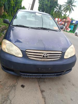Toyota Corolla 2004 LE Blue | Cars for sale in Lagos State, Ikeja