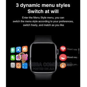 Hw22 Series 6 Smart Watch | Smart Watches & Trackers for sale in Lagos State, Lagos Island (Eko)
