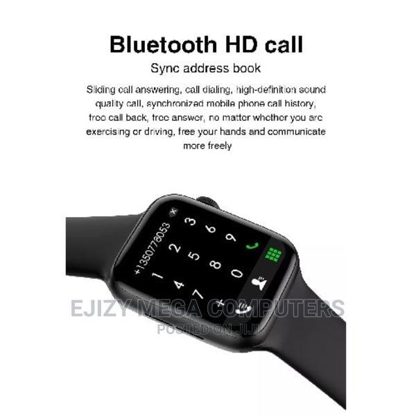 Hw22 Series 6 Smart Watch | Smart Watches & Trackers for sale in Lagos Island (Eko), Lagos State, Nigeria