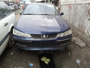 Peugeot 406 2004 Blue | Cars for sale in Lagos State, Apapa