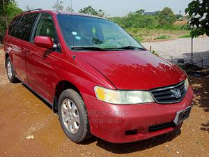 Honda Odyssey 2006 EX Red   Cars for sale in Abuja (FCT) State, Central Business Dis