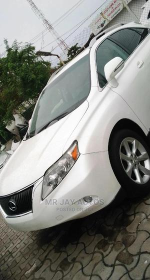 Lexus RX 2010 White   Cars for sale in Lagos State, Ajah