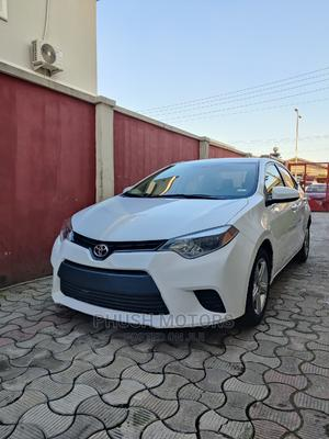 Toyota Corolla 2014 White   Cars for sale in Lagos State, Lekki