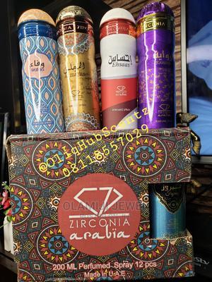200ml Zirconia Body Spray   Fragrance for sale in Lagos State, Abule Egba