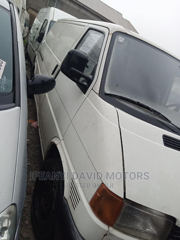 Volkswagen Transporter 2002 Diesel Engine | Buses & Microbuses for sale in Apapa, Lagos State, Nigeria