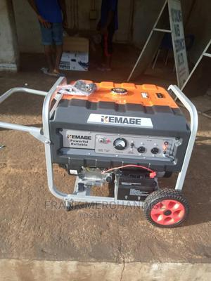 10KVA KEMAGE Generator Powerful Reliable Pertol KM11000 | Electrical Equipment for sale in Lagos State, Ojo