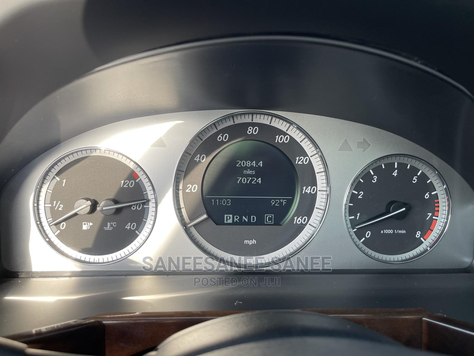 Archive: Mercedes-Benz GLK-Class 2010 350 Gray