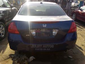Honda Accord 2007 Blue | Cars for sale in Lagos State, Ikeja