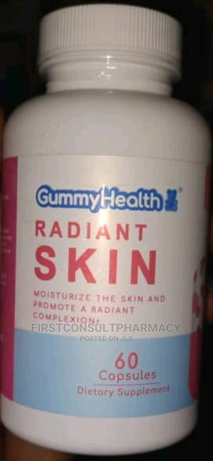 Gummy Health Radiant Skin X 60   Vitamins & Supplements for sale in Lagos State, Surulere