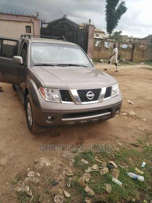 Nissan Pathfinder 2006 Gray | Cars for sale in Lagos State, Alimosho
