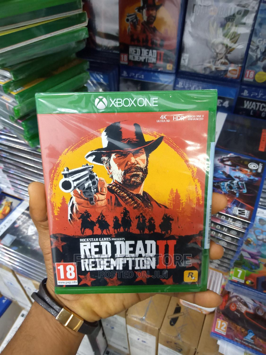 Xbox:Red Dead Redemption 2