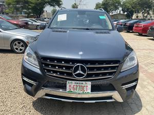 Mercedes-Benz M Class 2014 Blue | Cars for sale in Abuja (FCT) State, Wuse 2
