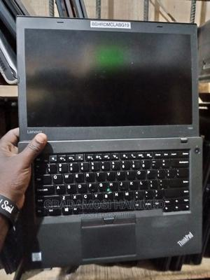 Laptop Lenovo ThinkPad T460 8GB Intel Core I5 HDD 500GB | Laptops & Computers for sale in Lagos State, Ikeja