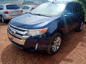 Ford Edge 2013 SE 4dr FWD (3.5L 6cyl 6A) Blue | Cars for sale in Abuja (FCT) State, Katampe