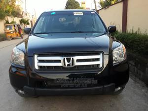 Honda Pilot 2007 Black | Cars for sale in Lagos State, Gbagada