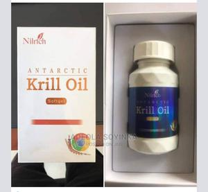Nilrich Antarctic Krill Oil | Vitamins & Supplements for sale in Lagos State, Ikeja