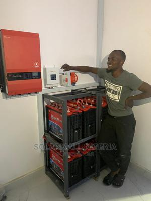 7kw Solar Power Installation   Solar Energy for sale in Lagos State, Ikoyi