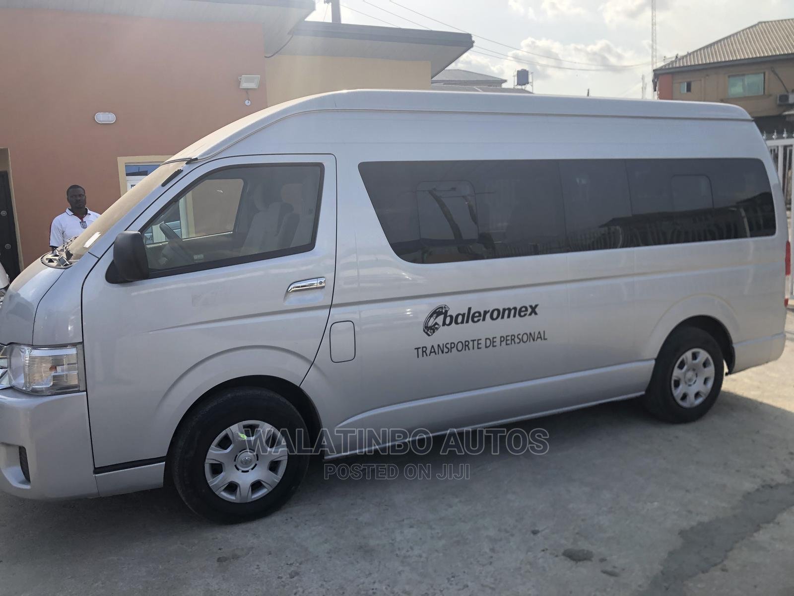 Toyota Hiace 2019 | Buses & Microbuses for sale in Ikeja, Lagos State, Nigeria