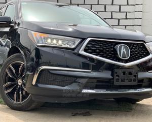 Acura MDX 2018 Base SH-AWD Black | Cars for sale in Lagos State, Ojodu