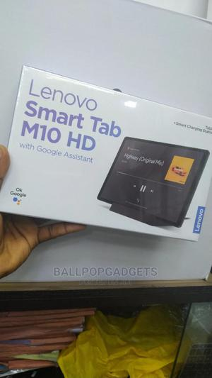 New Lenovo Smart Tab M10 HD LTE 64 GB Gray | Tablets for sale in Lagos State, Ikeja