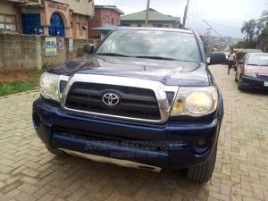 Toyota Tacoma 2007 Blue | Cars for sale in Lagos State, Ogba