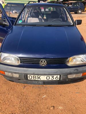 Volkswagen Golf 1999 2.0 Blue | Cars for sale in Kaduna State, Kaduna / Kaduna State