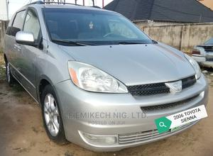 Toyota Sienna 2006 Silver | Cars for sale in Abuja (FCT) State, Nyanya