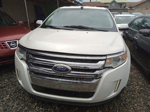 Ford Edge 2014 White   Cars for sale in Lagos State, Ikeja