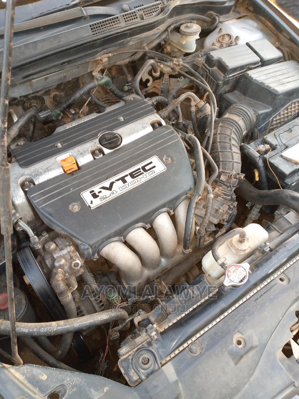 Archive: Honda Accord 2007 2.0 Comfort Silver