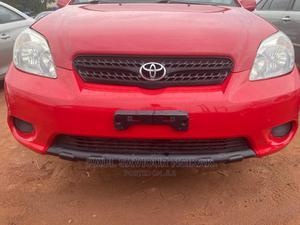 Toyota Matrix 2006 Red | Cars for sale in Edo State, Benin City