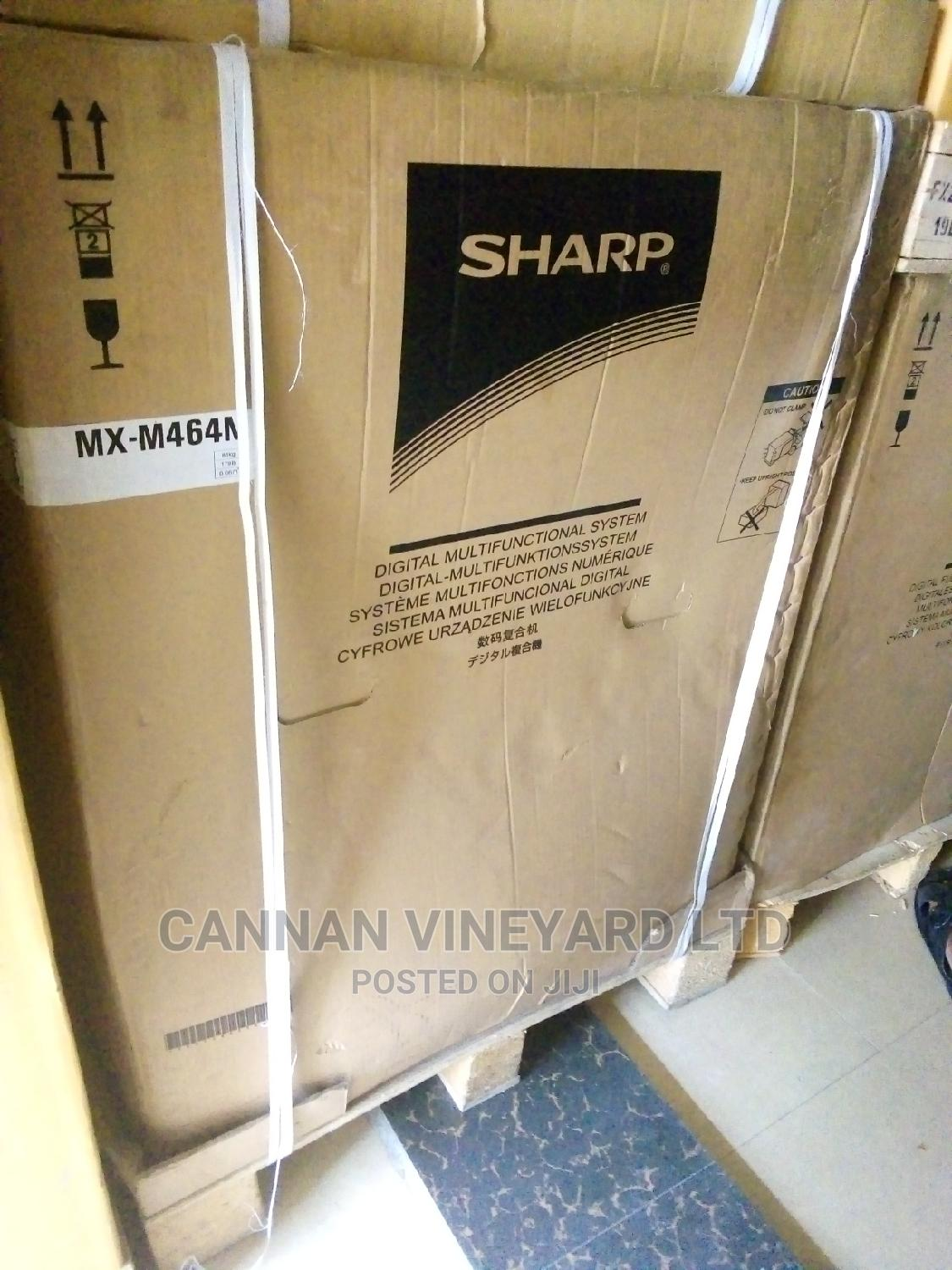 Brand New Sharp Printer and Scanner MX - M464N   Printers & Scanners for sale in Ikeja, Lagos State, Nigeria