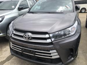 Toyota Highlander 2019 Gray | Cars for sale in Lagos State, Ikeja