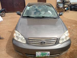 Toyota Corolla 2004 1.4 Gray | Cars for sale in Lagos State, Ikotun/Igando