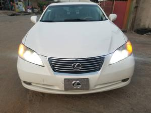 Lexus ES 2009 350 White | Cars for sale in Lagos State, Ikeja