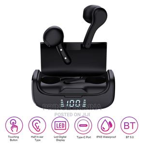 Wireless Bluetooth Earbud With LED Display | Headphones for sale in Abuja (FCT) State, Kubwa