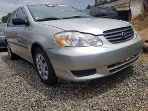 Toyota Corolla 2003 Silver | Cars for sale in Lagos State, Magodo
