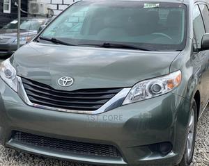 Toyota Sienna 2014 Green | Cars for sale in Lagos State, Ojodu