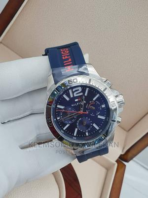 Tommy Hilfiger Robber Wacht | Watches for sale in Lagos State, Lagos Island (Eko)