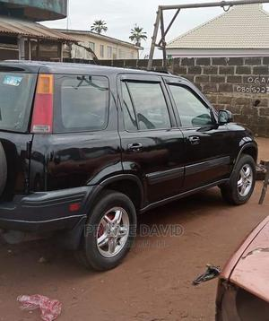 Honda CR-V 2000 2.0 4WD Automatic Black | Cars for sale in Ogun State, Odogbolu