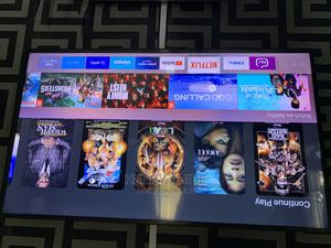 Samsung 49inches UHD HDR 4K Smart Tv | TV & DVD Equipment for sale in Lagos State, Isolo